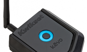 Kevo smart door-lock updated with remote lock from your smartphone