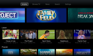 Apple TV's Aussie flavour grows with TenPlay catch-up TV
