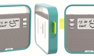 Triby – the bluetooth speaker that's a phone for the family too