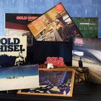 Cold Chisel releases box set – of Vinyls!