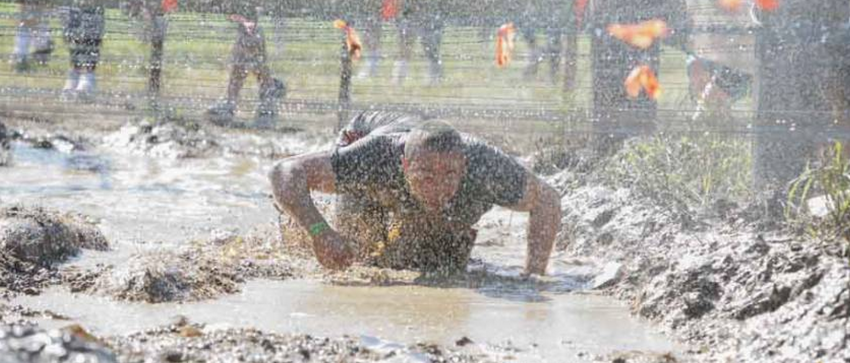 The New Tough Mudder will Bring a Tear to your Eye