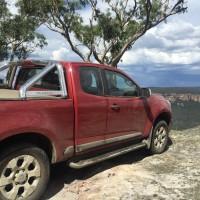 The Garage – Holden Colorado Space Cab LTZ