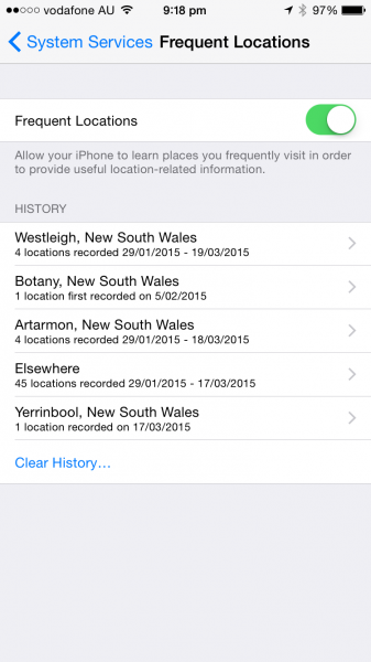 IPHONE-LOCATIONLIST
