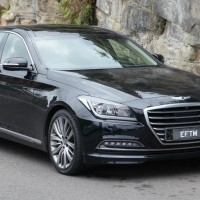 Our test drive of the Hyundai Genesis range – Full review