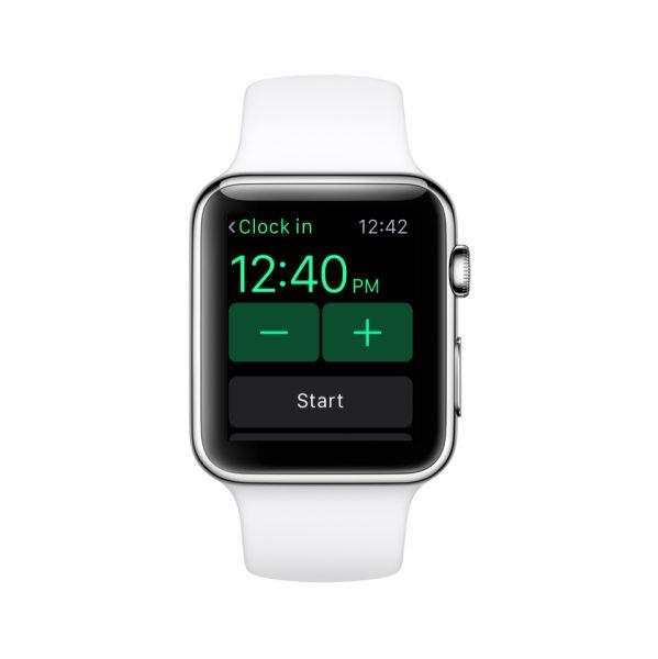 AplWatch-I2Go-Clock-in