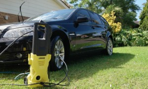 Preparing your car for sale: take car-washing to the next level with a Karcher Pressure Washer