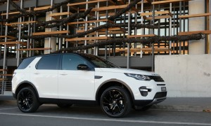 Tech for everyone, plus a surprising seven seats – the new Land Rover Discovery Sport