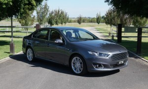 Driving the updated Ford Falcon G6E – The EFTM review