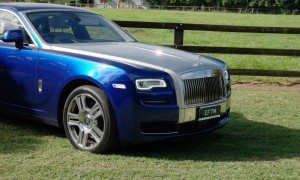 Rolls Royce Ghost Series II – Fanfare For The Common Man