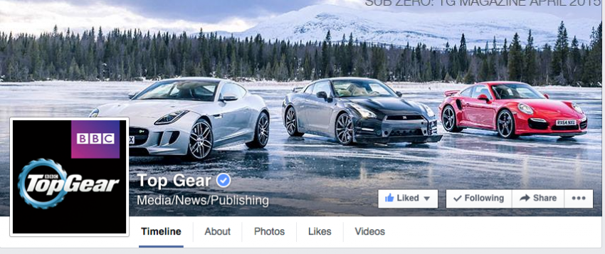 Imagine being the Top Gear social media manager – this is what they're putting up with