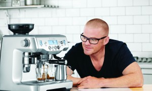 Barista style coffee made easy