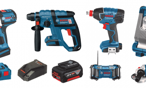 The EFTM Ultimate Tradie Giveaway – WIN $1,249 worth of Bosch Blue tools!