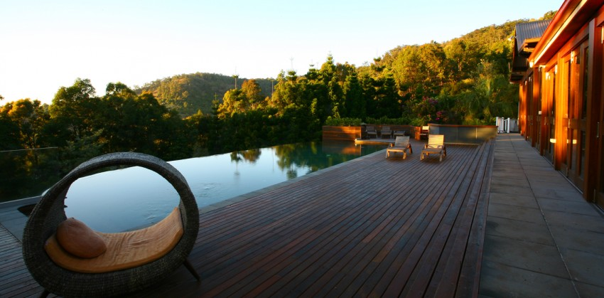 Gwinganna Lifestyle Retreat - Infinity Pool (1)