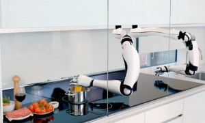 The Robot Chef – preparing your meal like a Michelin Star Chef