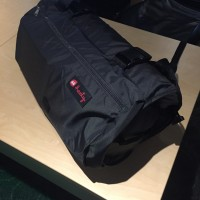 Travel light – take a Wingman – the impressive bag from Henty.