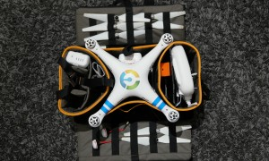 Carrying your drone with ease – DroneGuard Kit from Lowepro