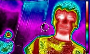 See what's behind the bushes, and find electrical and building defects – FLIR C2 Review