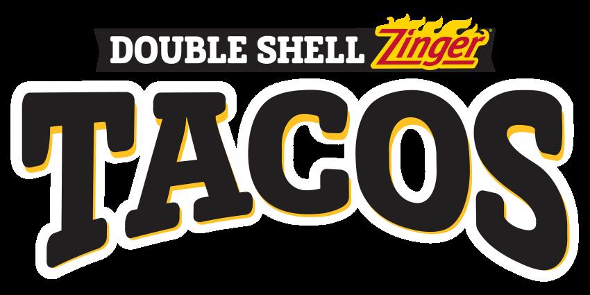 KFC Double Shell Zinger Taco Logo