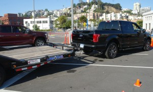 Back Up Like a Pro – Showcasing reversing tech at the 2015 Further With Ford Conference