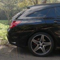 Fall in love with the Mercedes-Benz CLA 250 Sport 4MATIC Shooting Brake