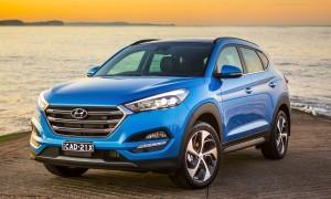 Apple CarPlay comes to the $28,000 2015 Hyundai Tucson