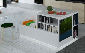 IKEA 40th Anniversary AUS Home of the Future_Conected Worktop
