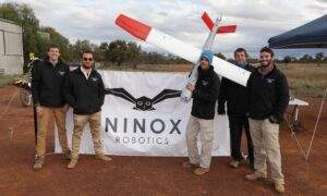 High-Tech drone to help Farmers track feral animals and emergency services to locate people or the source of fires
