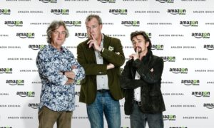 Which Aussie streaming service will get the new Clarkson Hammond and May TV show?
