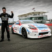 26 year old Aussie goes from Playstation to Racetrack winning the Nissan GT Academy