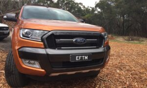 We drive the Ford Ranger Series II – is it the benchmark for Dual-Cabs?
