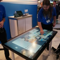 Touch-screen tables being enabled by Aussie software
