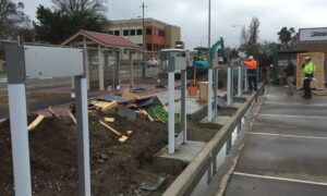 Tesla's Australian Supercharger network taking shape – Goulburn construction almost complete (PHOTOS)