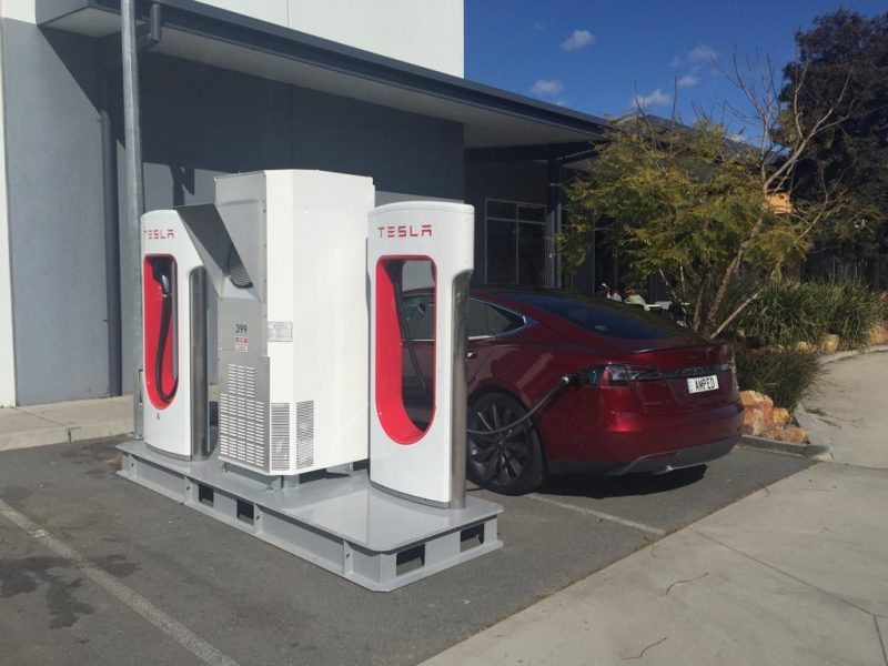 The Supercharger at Euroa