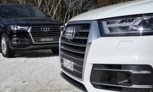 The new Audi Q7 has a point to prove