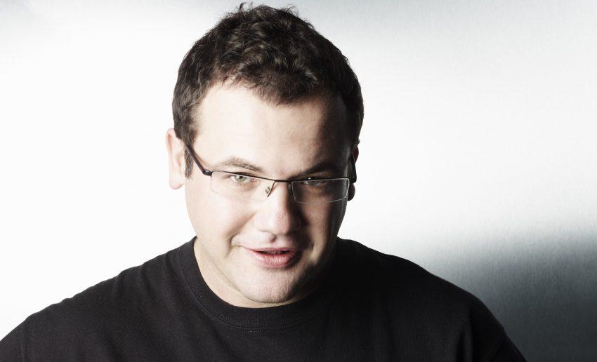 20110926 - Kogan - Ruslan Kogan & Tshirt 2