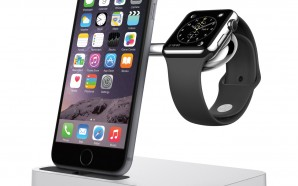 Belkin has a dock for your iPhone and Apple Watch…