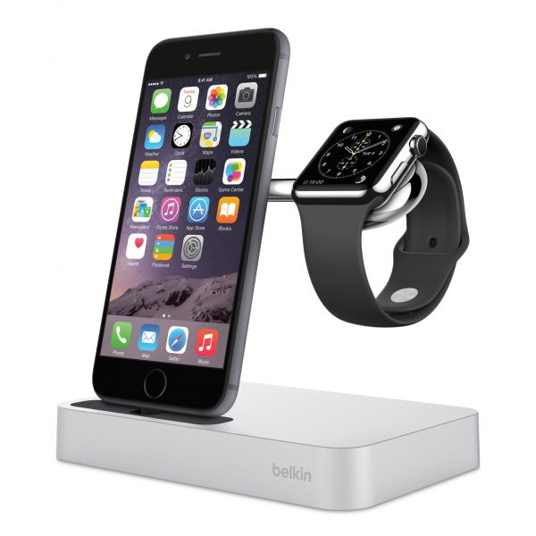 Belkin F8J183_Charge_Dock_iPhone_AppleWatch