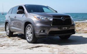 A Family Road Trip in the Toyota Kluger Grande AWD