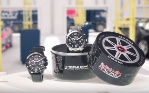An Aussie Red Bull Racing Edifice from Casio