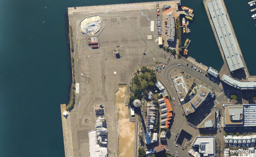 2. Barangaroo July 2012 - nearmap.com