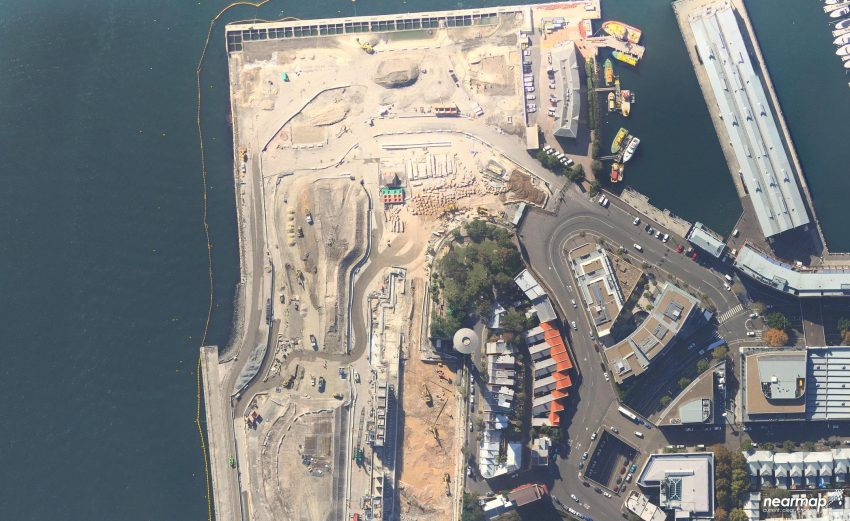 4. Barangaroo April 2013 - nearmap.com