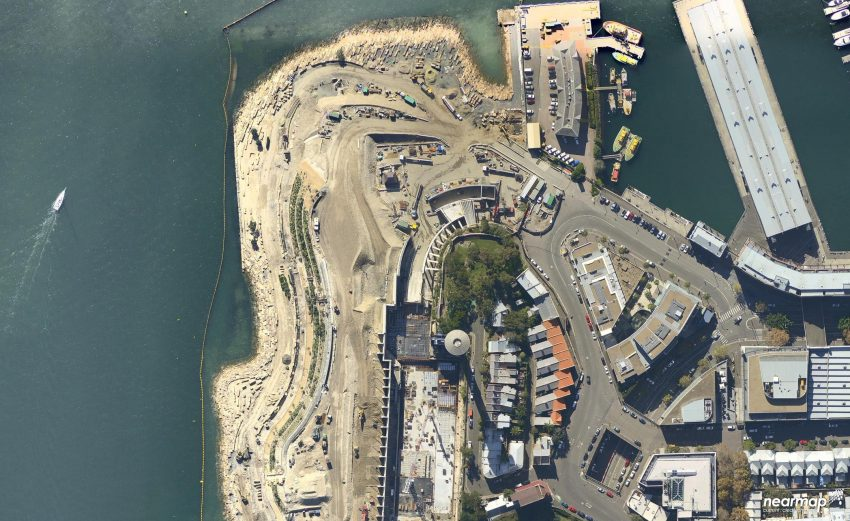 6. Barangaroo May 2014 - nearmap.com