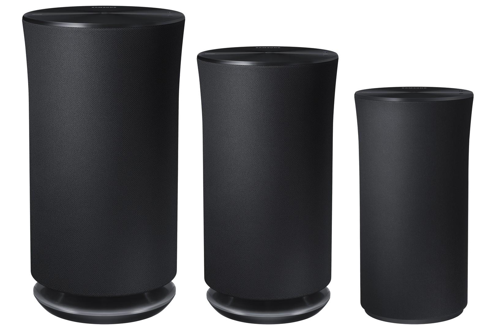 Samsung R5 Front-Set_Black