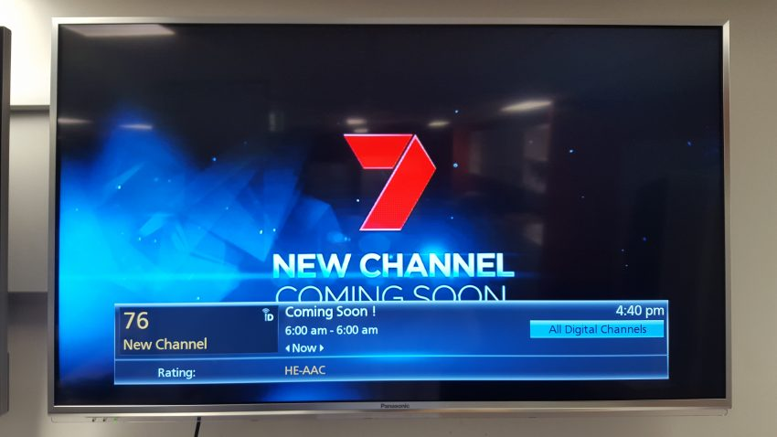 how to get the new tv hd channels