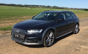 Audi Allroad A6 Quattro Quick Fix