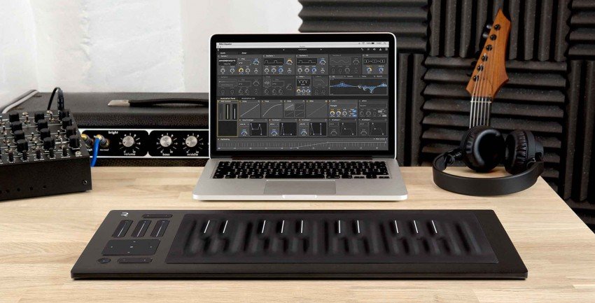 Seaboard RISE 25 in Use 1 Low Resolution