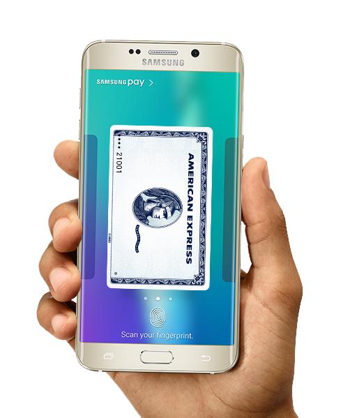 Amex Samsung Pay Image