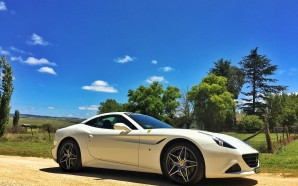 At Bathurst: A quick spin in the Ferrari California T