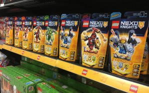 Nexo Knights – your kids are going to be asking…