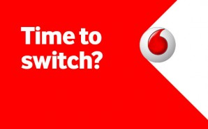 Cheeky ads appearing on Social Media from Vodafone:)